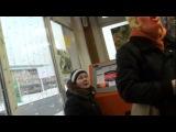 Бабка в Шоке :D Я ржал 3 минуты